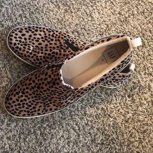 Leopard Slip-on Sneaker